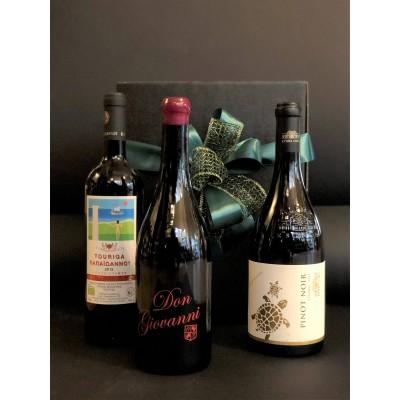 Δώρο The Grand Tourismo (red wines)