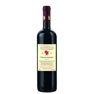 Cabernet Sauvignon 2015 Χατζημιχάλη - Ερυθρό