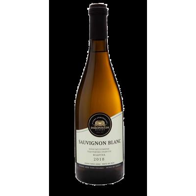 Sauvignon Blanc Δημόπουλος - Λευκό